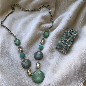 NWOT - Beautiful Necklace & Bracelet Bundle